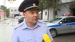 Культурные сотрудники ГИБДД...                СТС-МИР.