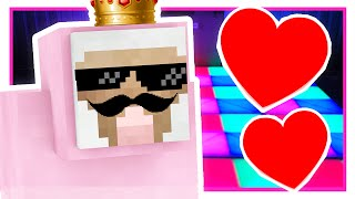 PINK SHEEP GOES TO PROM?!   Minecraft