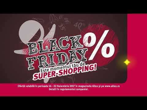 Reclamă ALTEX Arctic - Black Friday 2017