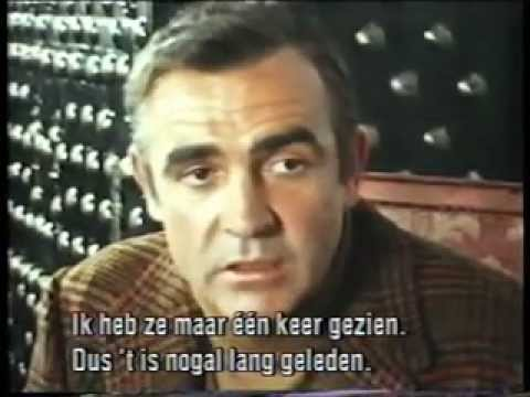 Sean Connery interview 1971 on James Bond & behind the scenes Diamonds Are Forever