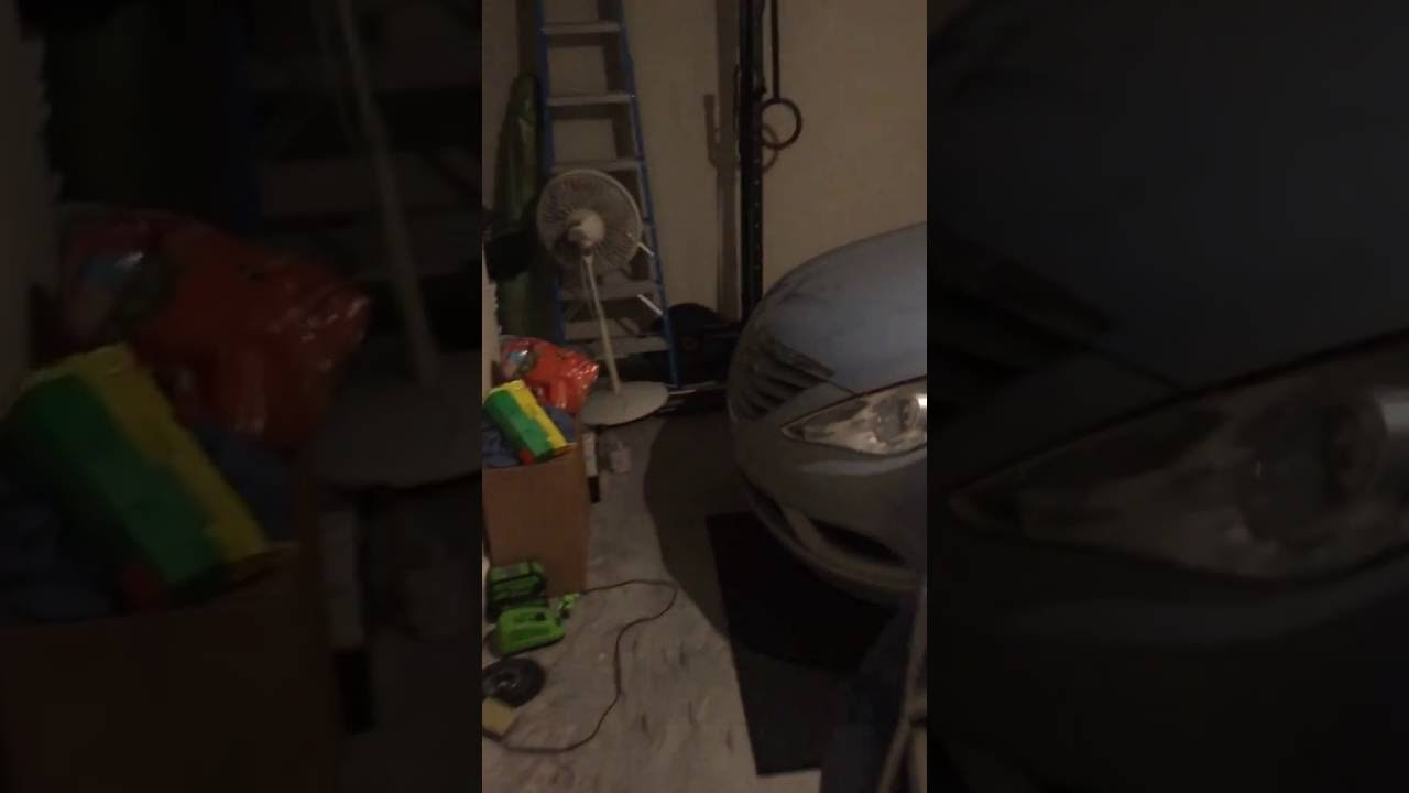 Garage Gym With Car Garagecrossfitter You Can Fit Two Cars In Your Garage Gym