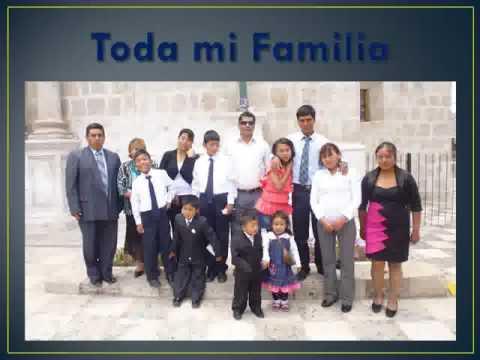 montufar  3b Mi Familia