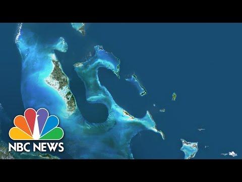 Hurricane Joaquin Moves to Bahamas | Short Take | NBC News