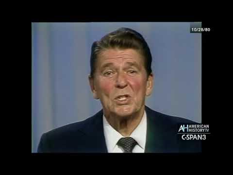 Richard Nixon 1972 Election Eve Program Nov 6 1972