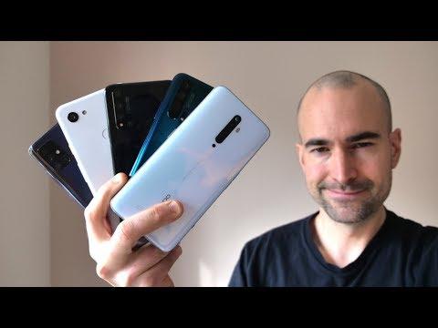 Best Smartphones Under £400 (Spring 2020)