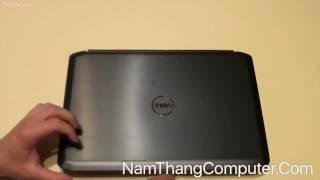 DELL Latitude E5430(Core i5 3320M, RAM 4GB, HDD 250GB, VGA Intel HD Graphics 4000, 14 inch)