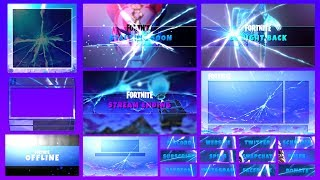 FREE Fortnite Twitch Overlay Pack (DOWNLOAD LINK)