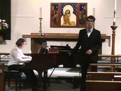 """Franz Schubert's """"Nachtgesang"""" (D. 314)"""