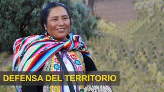 Elsa Merma Ccahua: Lucha y Resistencia por la Defensa de los Territorios y los Recursos Naturales