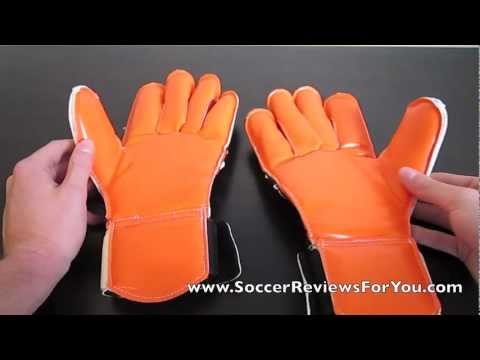 Cutters Pro Fit Stopper Indoor Goalkeeper Gloves - UNBOXING