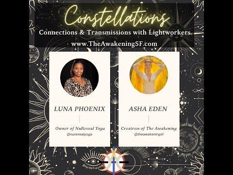 Download Constellations Episode 1: TheAwakeningSF & Luna Pheonix: NuReveal Nagna Nude Yoga