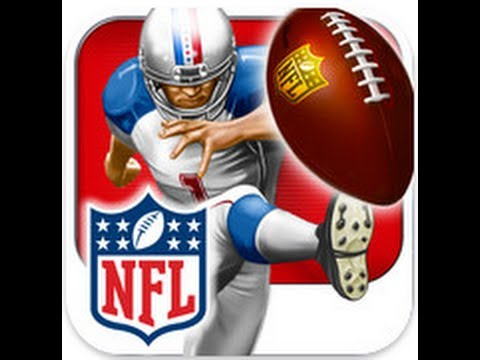 NFL Kicker! iPhone App Review - CrazyMikesapps