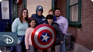 The Mungia Family Visit Disneyland Resort