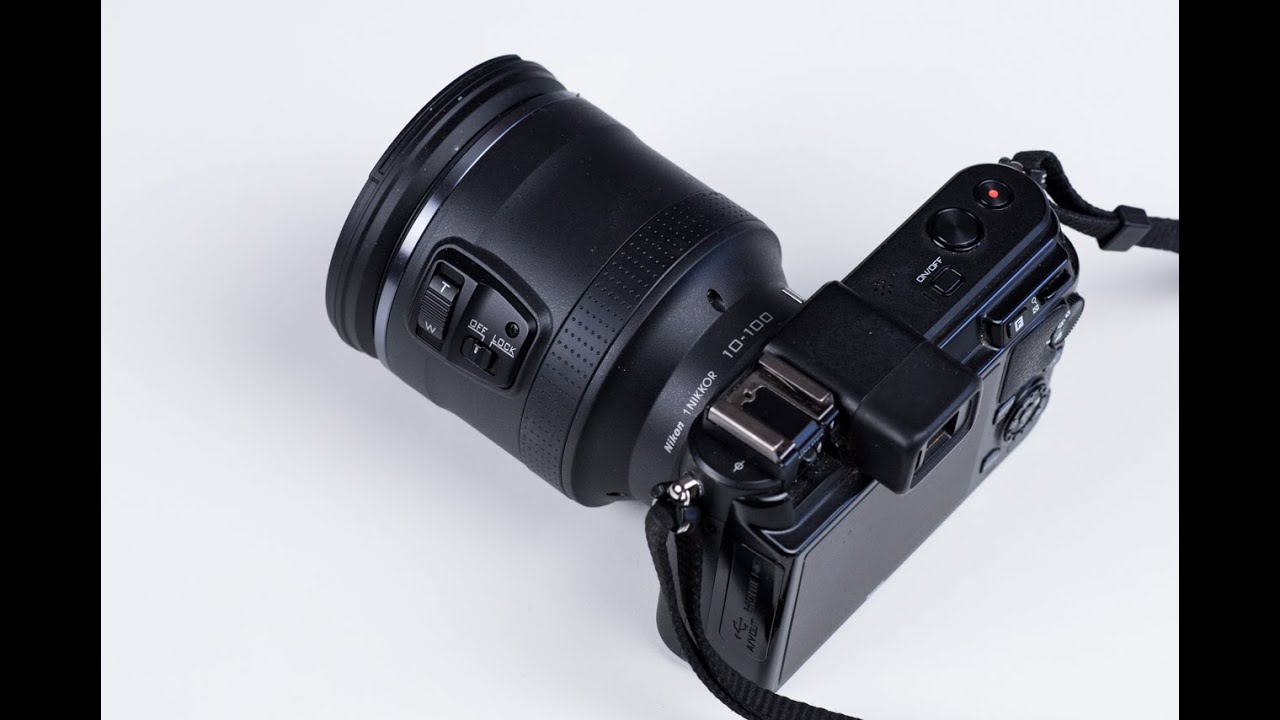 Nikon 1 Series 10-100mm Power Drive Lens - SnapChick Review