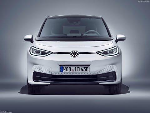 VW I.D. 3 Präsentation IAA 2019 Volkswagen ID. 3 Vorstellung, Marktstart & Preis 1. Elektroauto