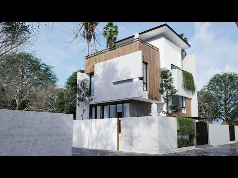 split-level-house-10m-x10m-site-||-project-showreel