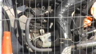 RUDGE ULSTER 500cc 1932 AT THUNDERSPRINT PRACTICE 2012 Video