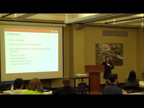 TEP Teacher Roundtable: Irene Fong Meglathery, DuPont Protection Technologies