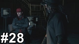 Watch Dogs PS4 Gameplay Walkthrough Part 28 - A Pit of Paranoia