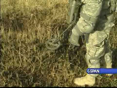 C-SPAN Vignette: U.S. Army Units On Patrol In Baqubah, Iraq