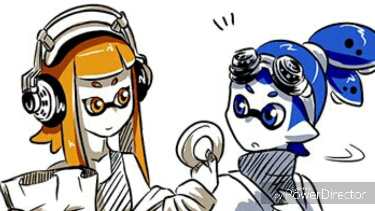 Pudding and donut splatoon comic di Zoza parte 2 by Rose the