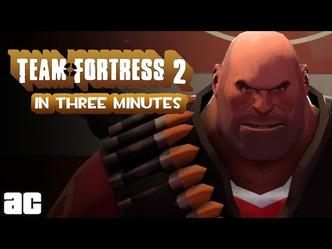 Team Fortress STORY Explained in 3 Minutes! (Team Fortress Animated Storyline)