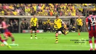 Borussia Dortmund vs Bayern Munich 2-0 Highlights  German Super Cup  2014  HD