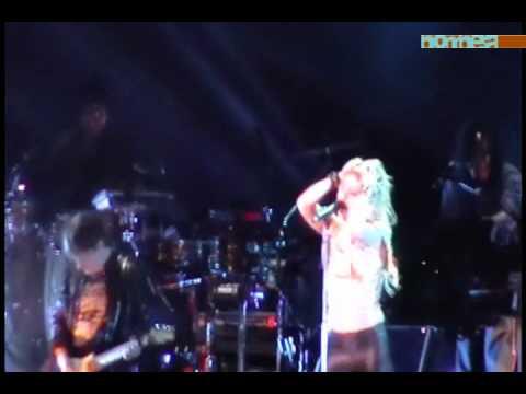 Ver Video de Shakira Si te vas - Shakira / Pop Festival - Bogotá Colombia