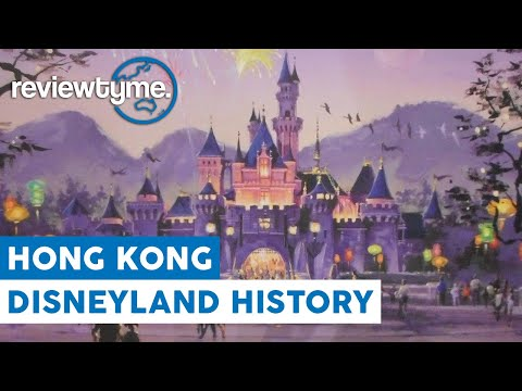 The Troubled History Of Hong Kong Disneyland   HistoryTyme