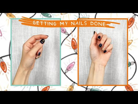 Getting my nails