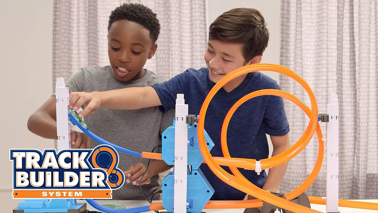 Testing Limits | Challenge Accepted! | Hot Wheels - YouTube