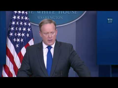 2/1/17: White House Press Briefing