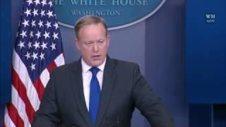2/1/17: White House Press Briefing