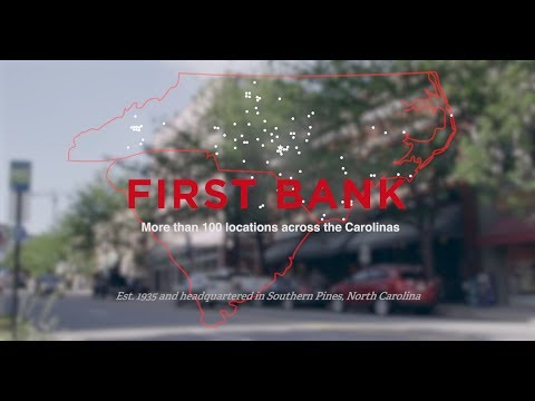 First Bank and WNC