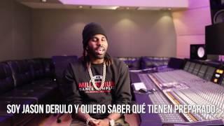 Jason Derulo desafía al coreógrafo argentino Matias Napp