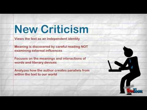 Literary Theory: Critical Lenses