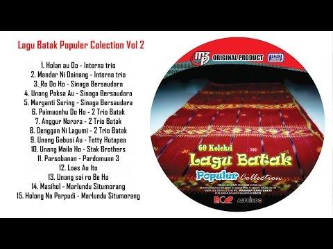 Lagu Batak Terpopuler Collection, Vol. 2