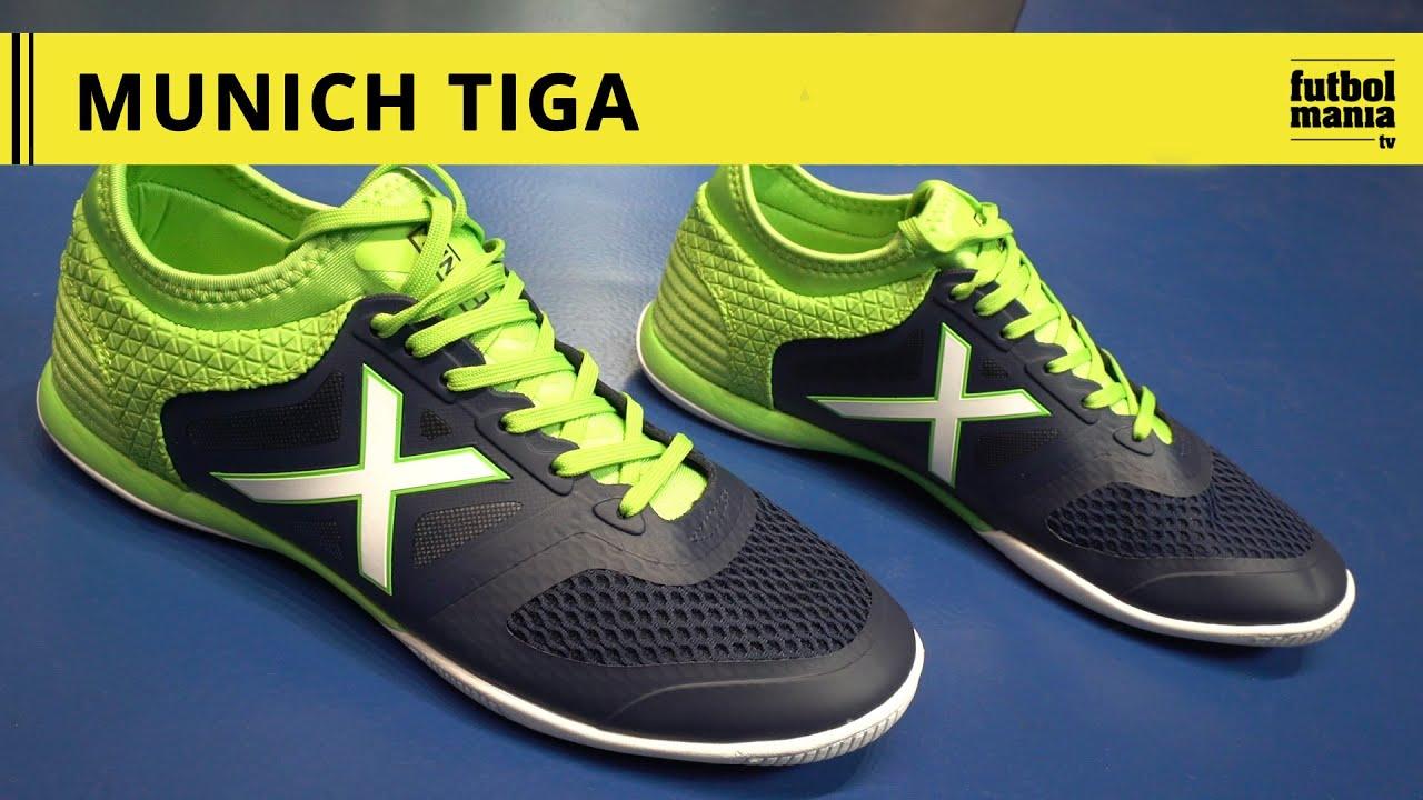 a pies en oferta zapatos de separación MUNICH TIGA - Zapatillas de Fútbol Sala