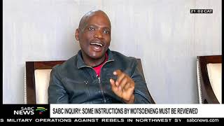 DA wants to lay charges against Muthambi over SABC