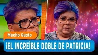 ¡Doble de Paty Maldonado saca carcajadas! - Mucho Gusto 2018