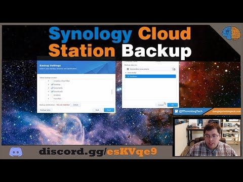 Cloud Station Backup Guide - Backup Your PC To Your Synology NAS