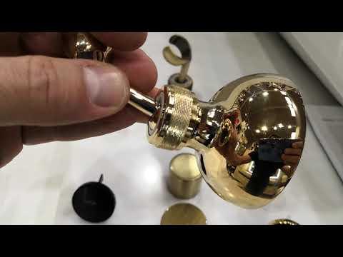 СантехДизайн. Гальваника в каратное золото и бронзу