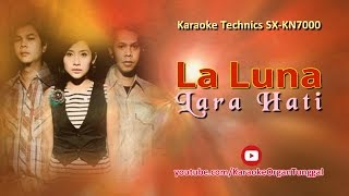 La Luna - Lara Hati | Karaoke Technics SX KN7000