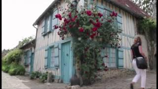 Gerberoy, village de peintres et de roses : le culte du charme Picard