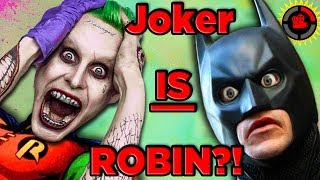 Film Theory: Is Suicide Squad's Joker ACTUALLY Batman's Boy Wonder? thumbnail