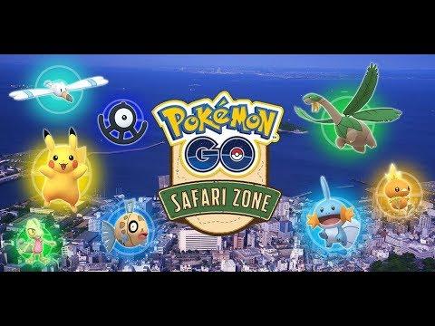 Japan Yokosuka Safari Zone Event Day 1| Live From Japan