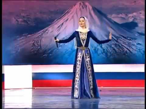 Europa Muslim Music  Chechen Girl _Shadhin