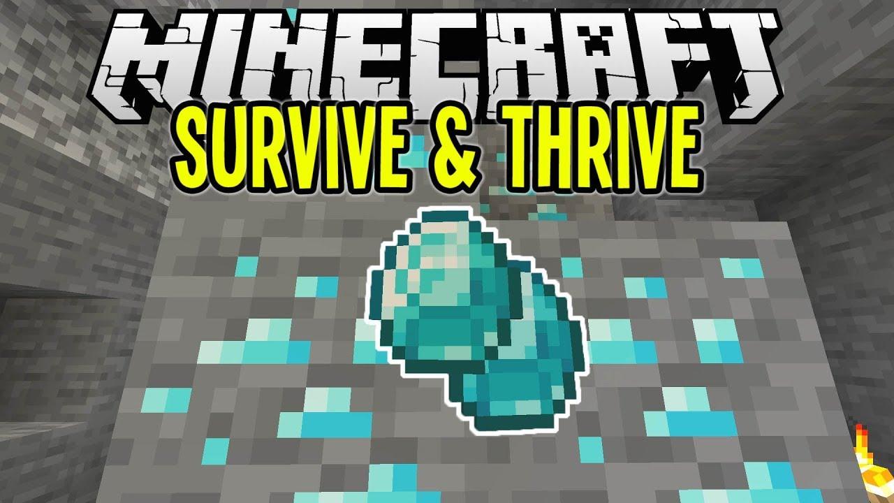 Download Minecraft | Super Easy DIAMOND Mining! | Minecraft Survival Let's Play Tutorial Ep 9