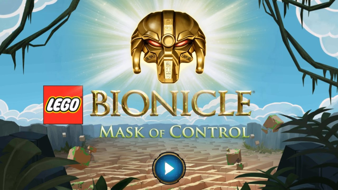 bionicle mask of control game