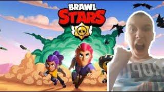 ПРВАТА ПОБЕДЕНА ПАРТИЈА(Brawl Stars #1)